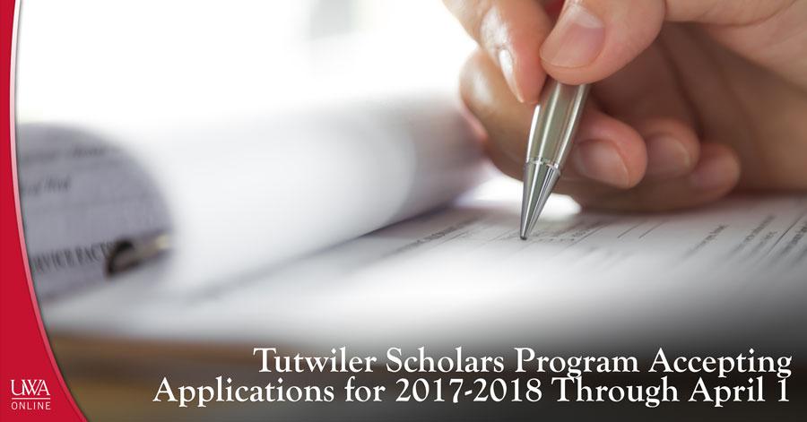 Tutwiler Scholars Program