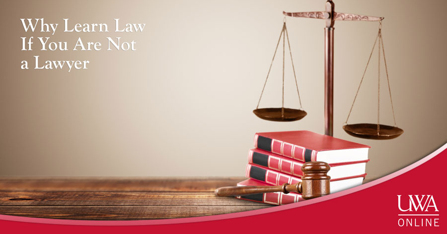 learn law if you are not a lawyer
