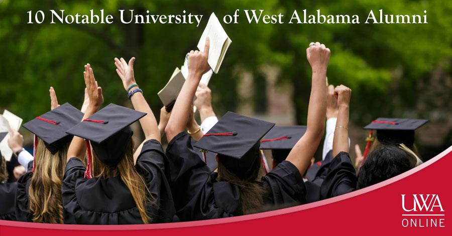 notable University of West Alabama Alumni