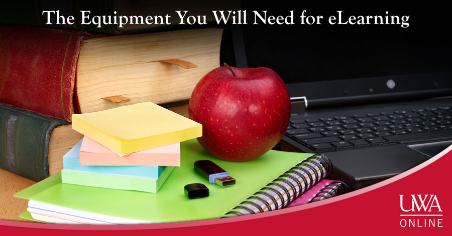 equipment you will need for eLearning
