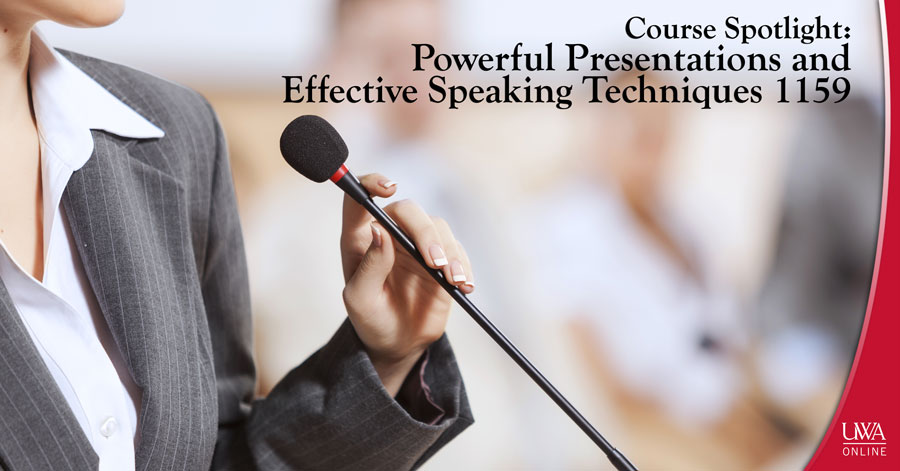 course spotlight powerful presentations and effective speaking