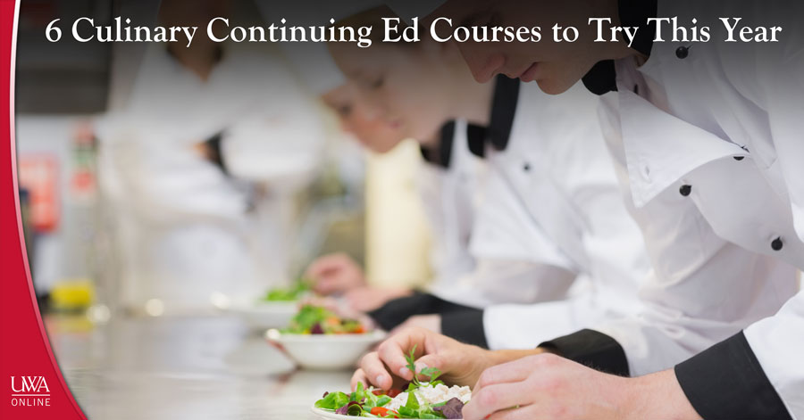 culinary continuing education courses