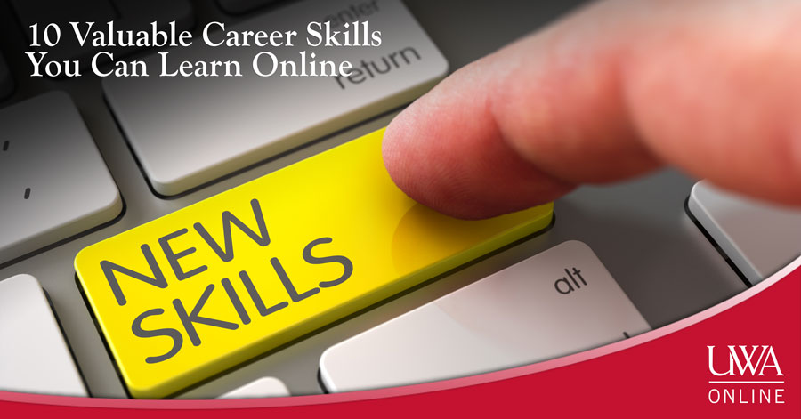 career skills you can learn online
