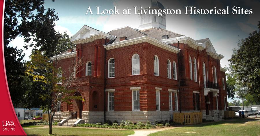 Livingston historical sites