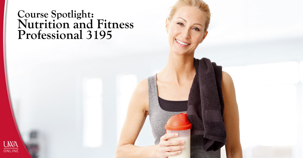 nutrition and fitness professional