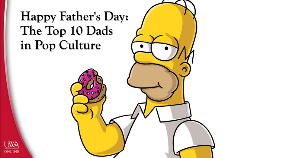 dads in pop culture