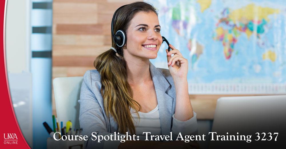 travel agent training