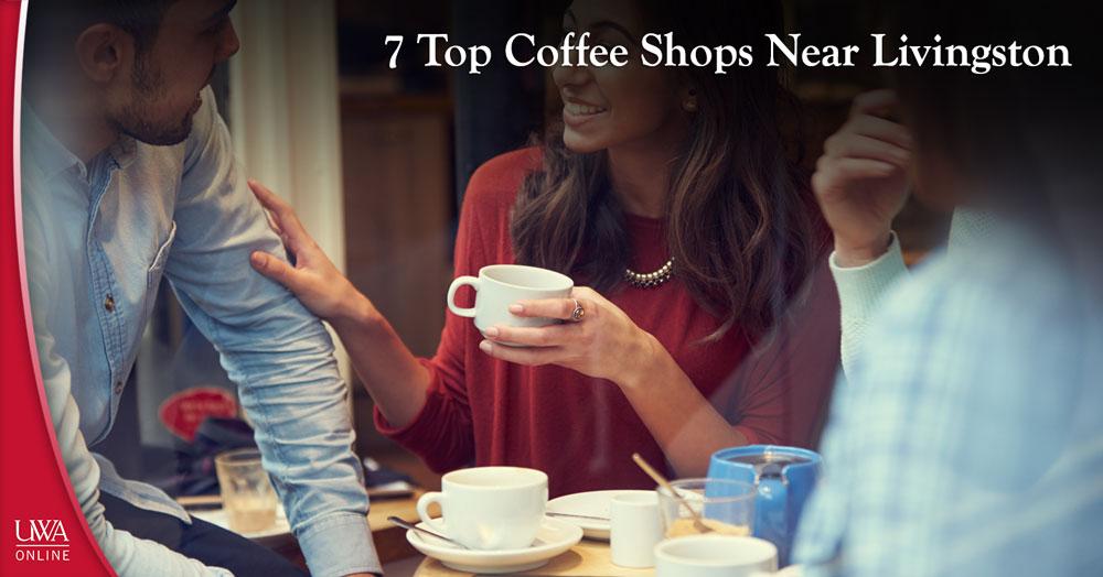 coffee shops near livingston