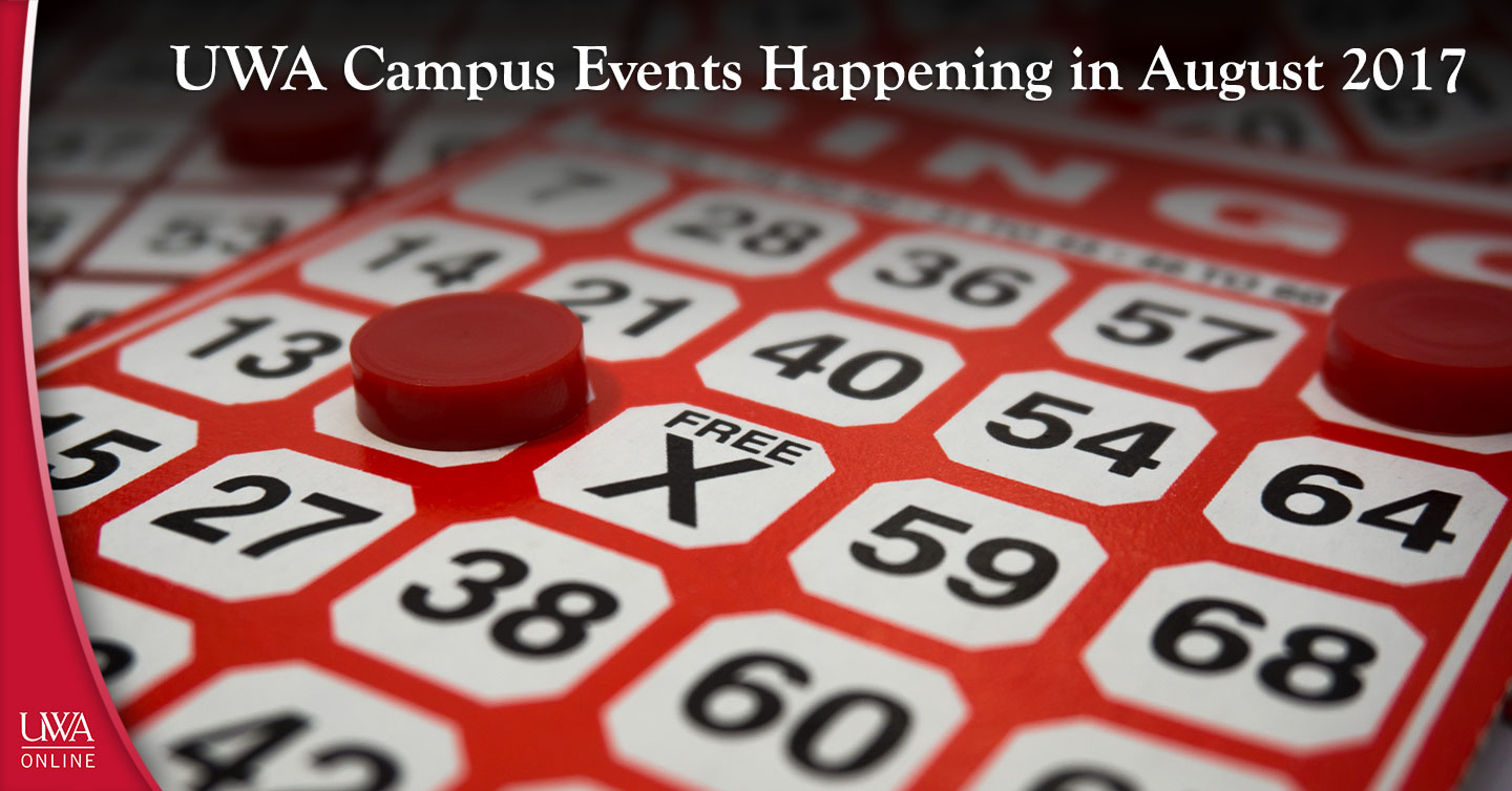 uwa campus events happening in August 2017