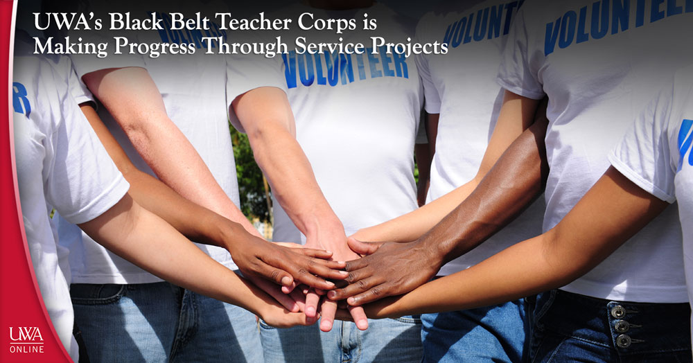 UWA's Black Belt Teacher Corps