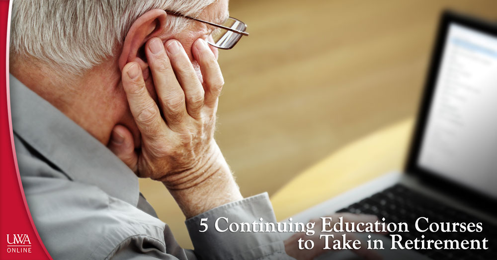 continuing education courses to take in retirement
