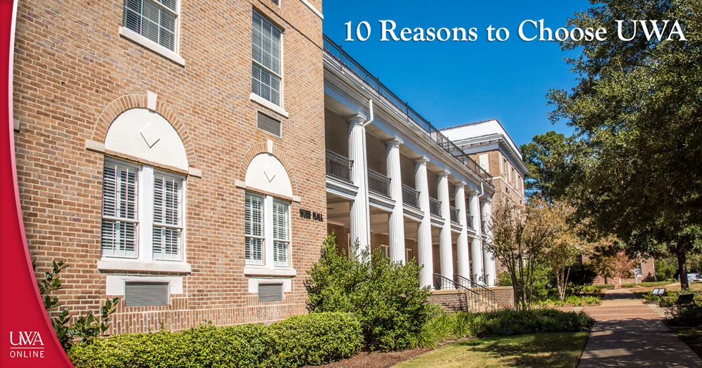 reasons to choose UWA