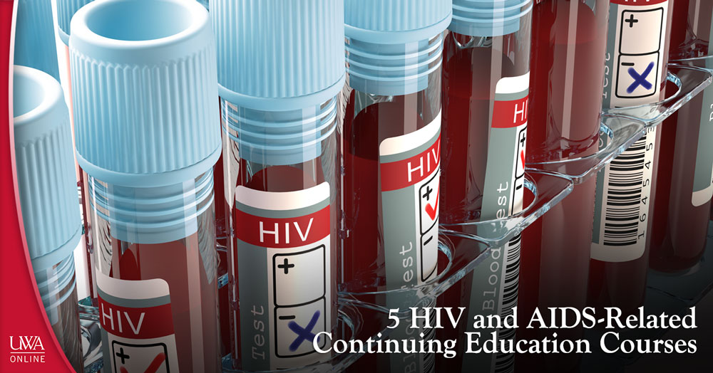 HIV and AIDS-related continuing education courses