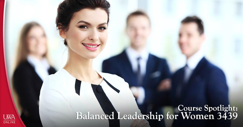 Balanced Leadership for Women 3439